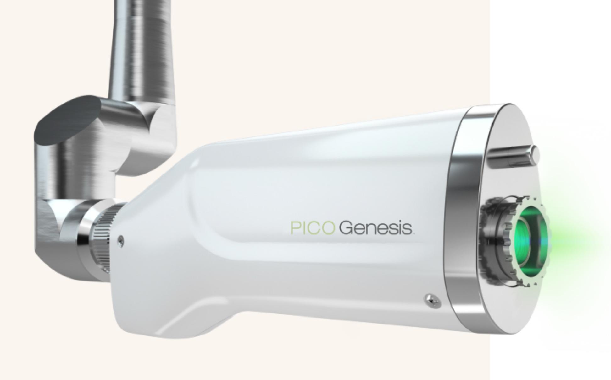 picogenesis handpiece